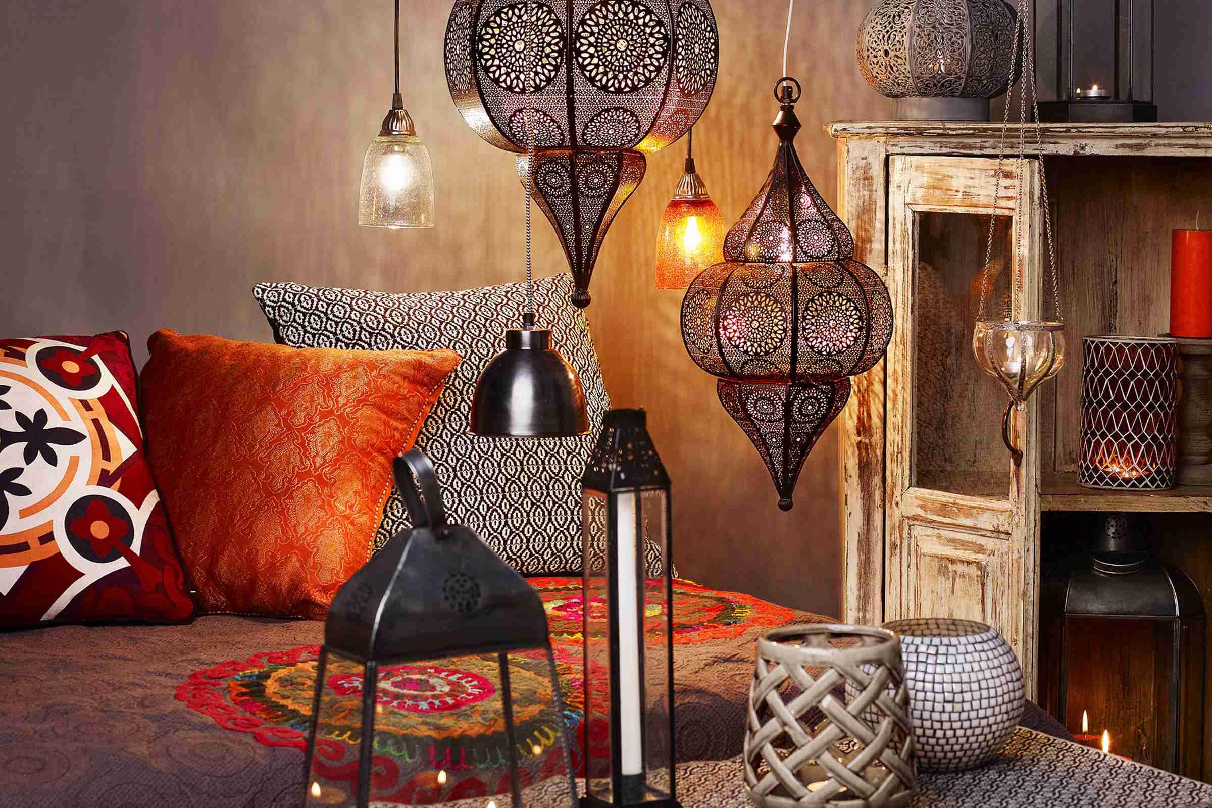 Indiska, Inspirationsbild, gruppbild, Färgställning, Grafia